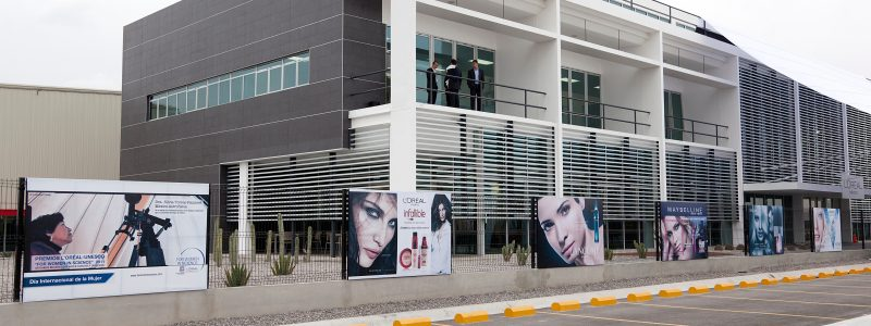 L'Oréal and Transom Partnership Image